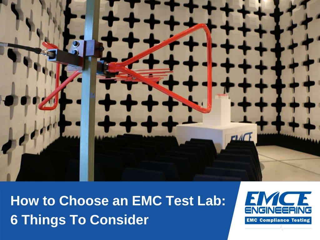 EMC Test Lab